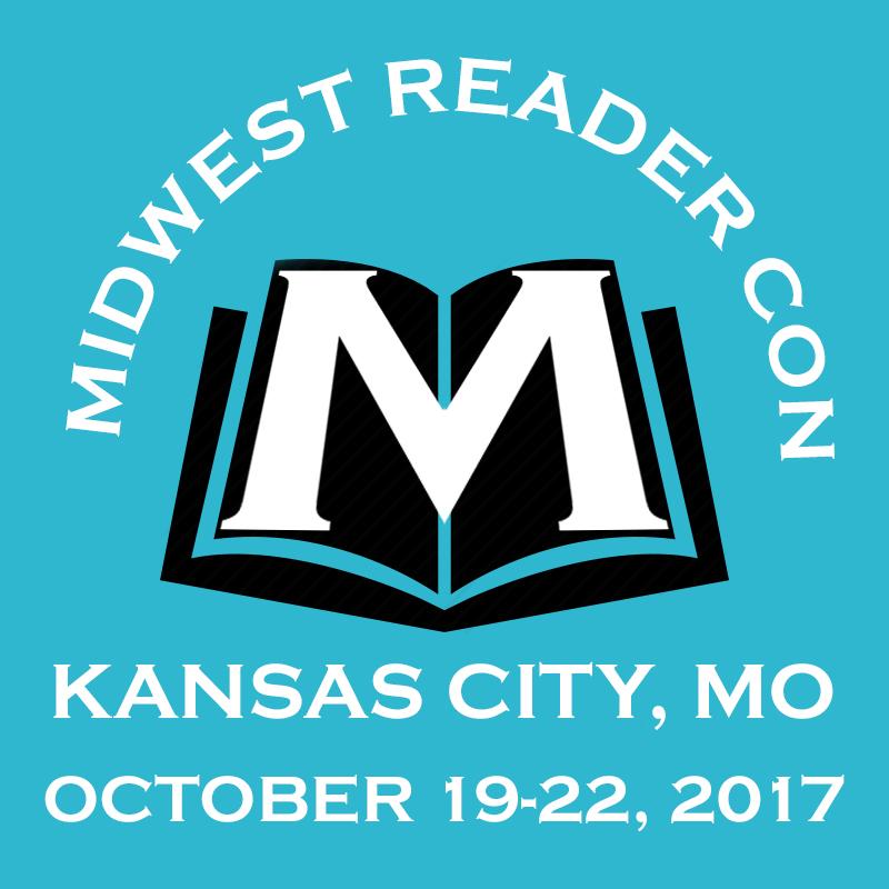 Midwest Reader Con, Kansas City, MO, October 19-22, 2017